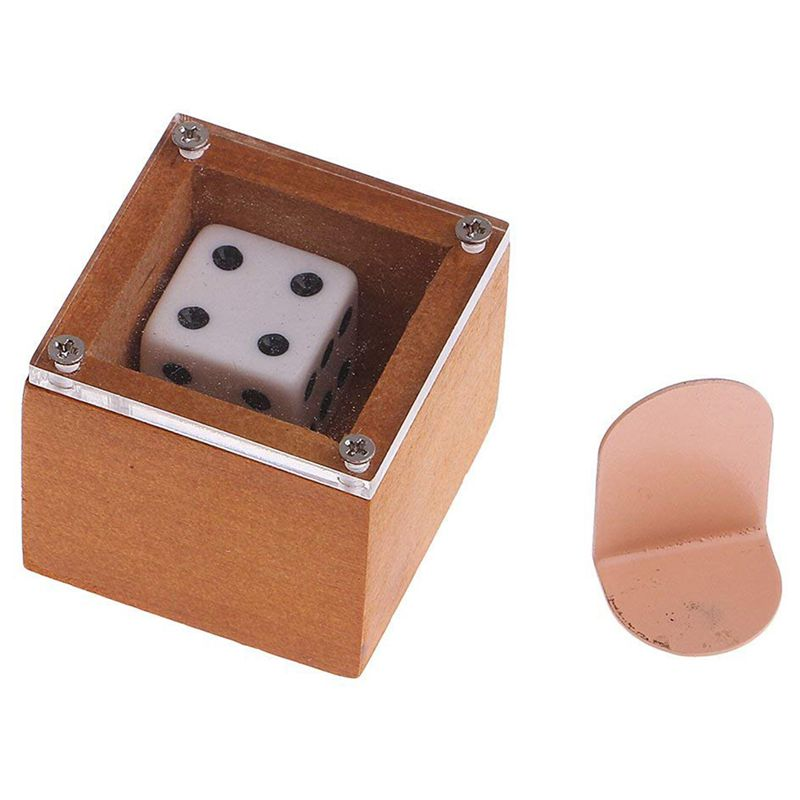 Predicting Magic Shows - Dice In The Box, Stage Magic Tips