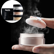 Concealer Makeup Fine-Powder Oil-Control Waterproof Natural Long-Lasting for Don't Take-Off