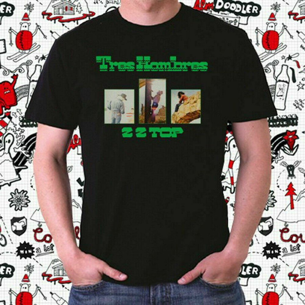 ZZ Top /'Texicali/' T-Shirt NEW /& OFFICIAL!
