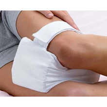 Knee Support Ease Pillow Cushion Comforts Bed Sleeping Separate Back Leg Pain