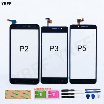 Touch screen For Doopro P2/P3/P5 Touch Screen Digitizer Sensor Glass Panel Replacement