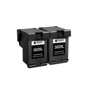 Image 3 - Compatible for HP302XL Ink Cartridge 302XL ENVY4520  HP302 ink cartridge hp2131 2132 4520 HP OfficeJet 3830 3832 4650 printer