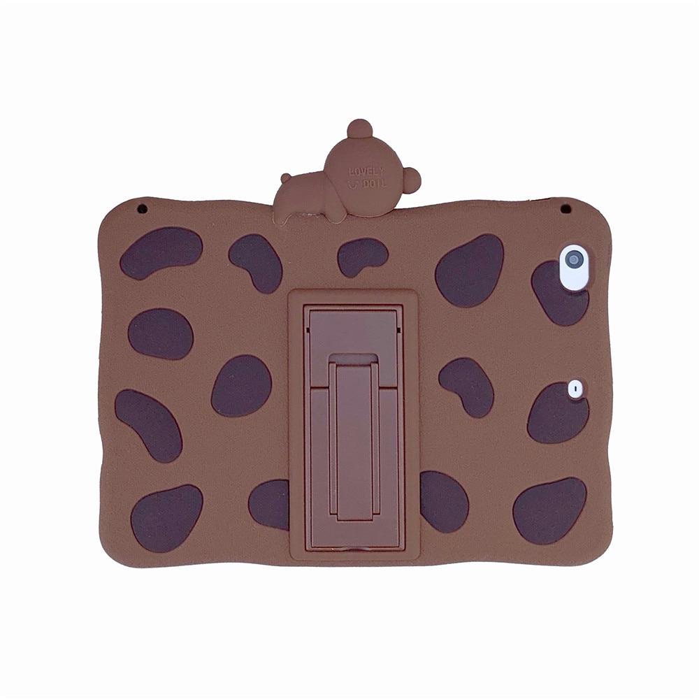 Soft Rabbit for Capa-Case iPad Funda Silicon 11inch Cute Cartoon Tablet Pro Para-Cover