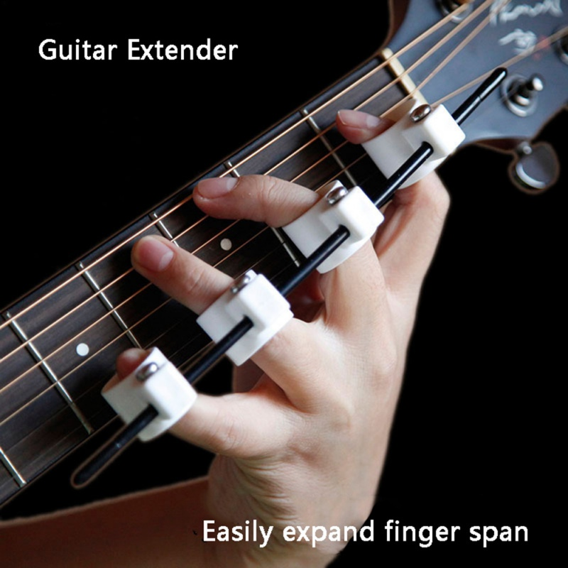 1 Pcs Acoustic Guitar Extender Musical Finger Extension Finger Strength Piano Span Practice Instrument Accessories