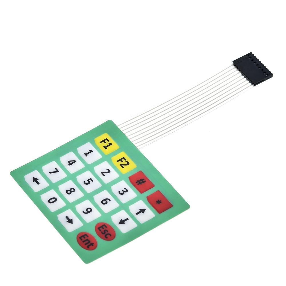 5x4 Matrix keyboard