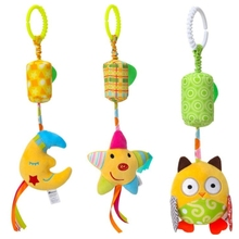 Cartoon Baby Baby Teether Educational Toys Teeth Biting For Babies Baby Rattle Toy For