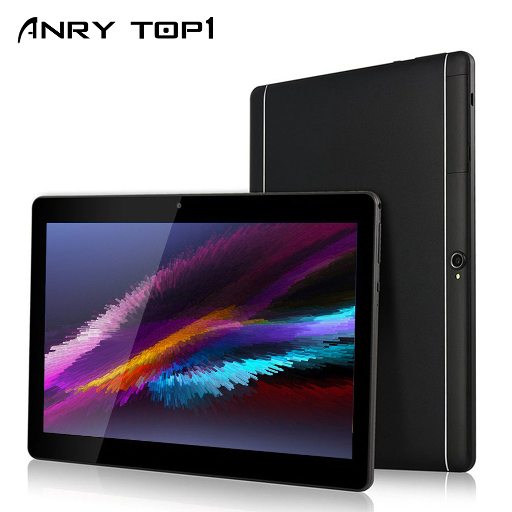 10.1 Inch Tablet  Quad Core 4 GB RAM 32 GB ROM 1280 800 IPS Android 7.0 GPS Bluetooth FM Wifi Tablets Pc 3G Phone Call