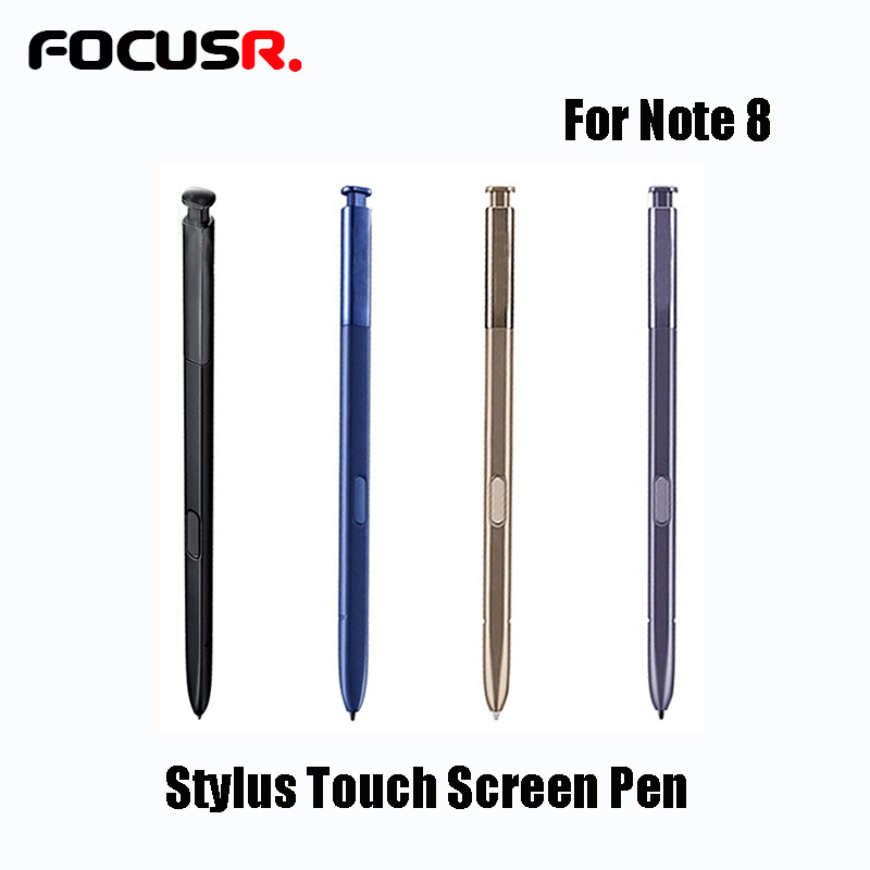 FOCUSR. For Samsung Galaxy Note 8 Pen Active Stylus S Pen Stylet Caneta Touch Screen Pen Mobile Phone Note8  S-Pen Repair Parts