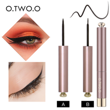 O.TWO.O Liquid EyeLiner Black Waterproof Eyeliner Pen Professional Ultra Fine 24 Hours Long Lasting Fast Dry Cosmetics Tool Girl