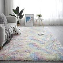Скандинавский коврик ins для гостиной прикроватный спальни большой
