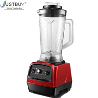 2800W BPA free 3.3HP 4L Heavy Duty Commercial Blender Professional Power Blender Mixer Juicer Food Processor Japan Blade|Blenders|Home Appliances -