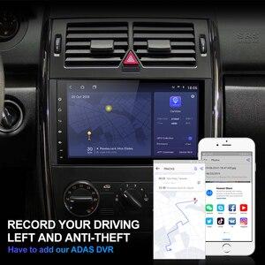 Image 5 - Автомагнитола Isudar H53, Android, для Mercedes/Benz/Sprinter/W169/B200/B class 4G, 1 Din, GPS, мультимедиа, USB, DVR, камера, 8 ядер, IPS