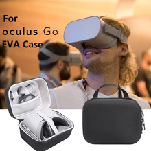 Travel Organizer Accessories Black VR Glasses Bag Storage Protection Durable Cover Waterproof Portable Case Carry For Oculus Go