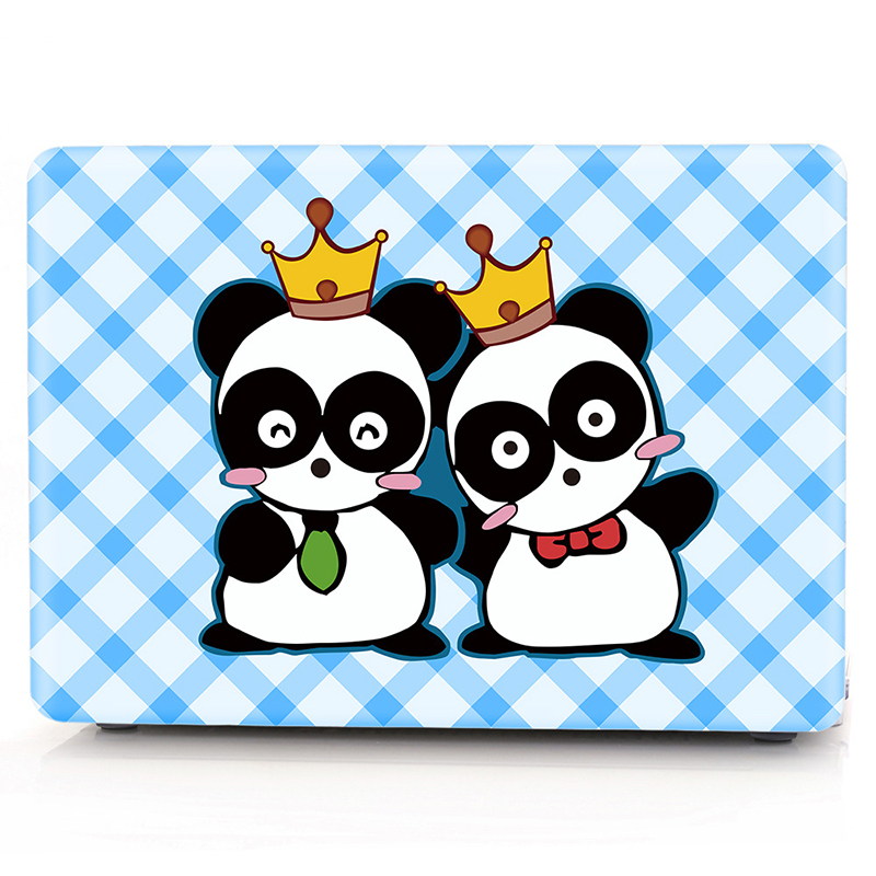 Raffiti Animal Pattern Case for MacBook 42