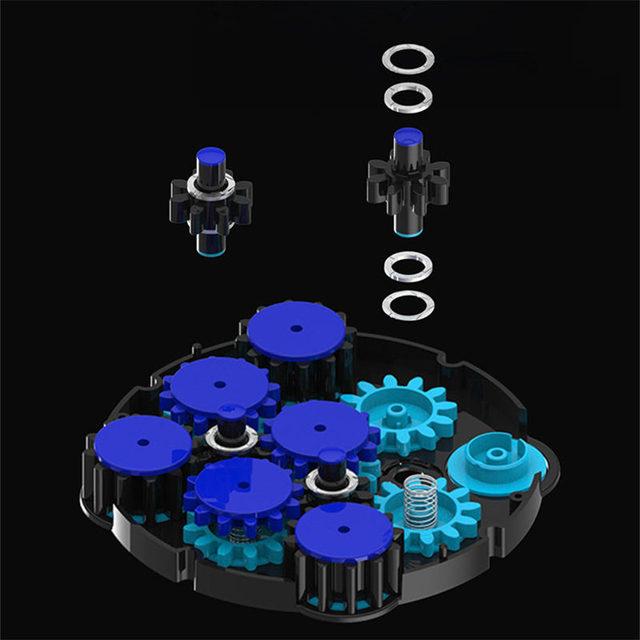 Sengso Magic Magnetic Clock Shengshou Clock Puzzle Cubes Magnets Speed Cube Clock