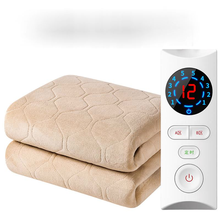 Thicken Safety Electric Blanket Thermostat Home Body Warmer Electric Blanket Double Bed Winter Cobertor Warming Products DG50EB