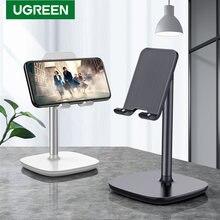Ugreen-Soporte de escritorio para teléfono móvil, accesorios para Xiaomi, Huawei, Samsung y LG, para iPhone 12 y 11 Pro