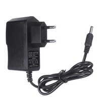 Para Foscam cámara IP CCTV 1pc 5V 2A AC/DC adaptador de cargador de fuente de alimentación 3,5mm x 1,3mm enchufe de la UE