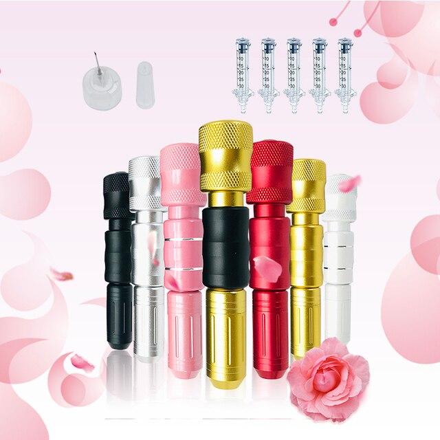 Stylo à acide hyaluronique pour les lèvres Anti-rides stylo à acide hyaluronique Anti-rides
