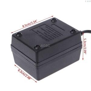Image 5 - 200W AC 220V to 110V Step Down Transformer Convert Travel Power EU Plug Adapter   M13 dropship