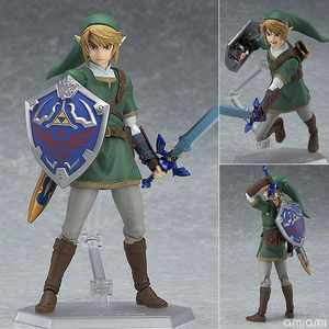 Figure-Toy Sword-Doll Link Zelda Collection Legend Skyward Anime Gift of Model for Friends