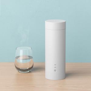 Image 2 - Youpin Viomiสมาร์ทไฟฟ้าถ้วย 400MLมินิแบบพกพาถ้วยความร้อนฉนวนกันความร้อนสแตนเลสThermosขวดไฟฟ้าถ้วยท่องเที่ยว