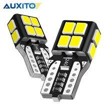 2020 novo carro t10 lâmpada led w5w led canbus 194 168 2825 lâmpada interior do carro luz de leitura caixa golve tronco lâmpada auto branco 6000k 12v