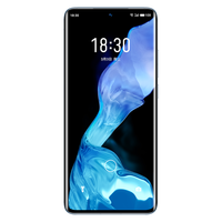"""New Meizu 18 5G Cell Phone Dual Sim Fingerprint 6.2"""" 120HZ Snapdragon 888 Face ID 64.0MP Android 10.0 OTA 30W Charger OTG GPS 2"""