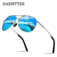 Mode hommes lunettes De soleil pilote polarisé lentille marque conduite concepteur en plein air alliage cadre mâle lunettes De soleil Oculos De Sol UV400 8013