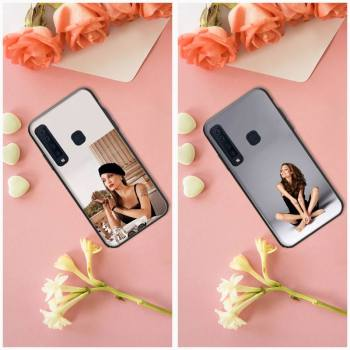 Angelina Jolie Phone Case A71 10 20 A30S 40 50 70 Case For Samsung Case Samsung A51 Shell For Samsung Note 8 9 10 Soft Cover image