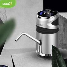 SaengQ – pompe à eau électrique automatique, distributeur avec bouton de charge USB, bouteille de gallons, interrupteur de boisson pour dispositif de pompage d'eau