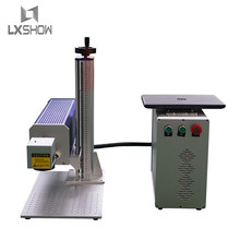 Portable Co2 Laser Marker Laser Menandai Mesin 20 W/30 W/50 W(China)