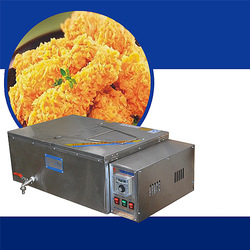Commercial Electric Fryer Automatic Temperature Control Frying Fryer  Single Cylinder Thick Fryer Large Capacity HX-25