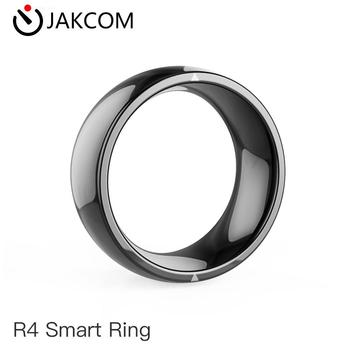 JAKCOM R4 Smart Ring Best gift with oled tela impermeable microchip animal smartch watch reloj smart bracelet 4 claquette