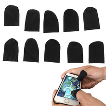 Game-Controller Sweatproof-Gloves Mobile-Finger-Sleeve Phone-Gaming Touchscreen 10pcs