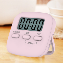 Countdown-Alarm Kitchen-Timer Study-Sports Cooking Digital Portable with Lcd-Screen-Stand