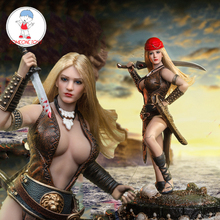 TBLeague PL2019 154 1/12 Scale Arhian Pirate Female Action Figure Model Doll With Ball Joint Seamless Body Figure