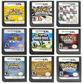 2021 Pokemon Serie Diamant HeartGold Perle Platin SoulSilver DS Nintendo Spiel Patrone Konsole Karte für DS 3DS 2DS NDS