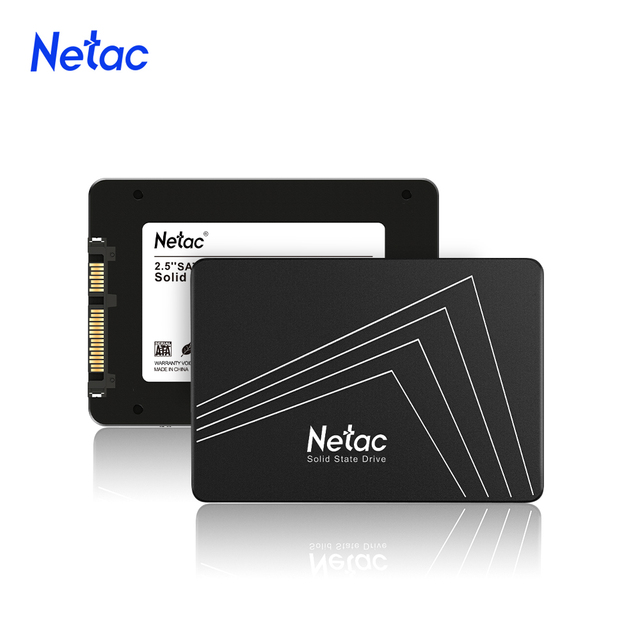 Netac ssd 1tb 2.5'' SSD SATA 120gb 240gb 480gb ssd 500gb 250gb 128gb 256gb 512gb Internal Solid State Hard Disk Drive for Laptop 2