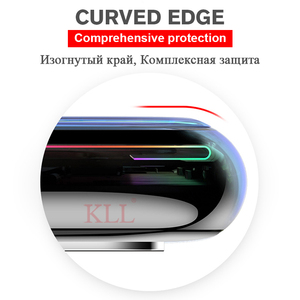 Image 2 - 11D Curved Full Cover Tempered Glass for Samsung Galaxy A50 A30 A20 Screen Protector for Samsung M30 M20 M10 Protective Glass