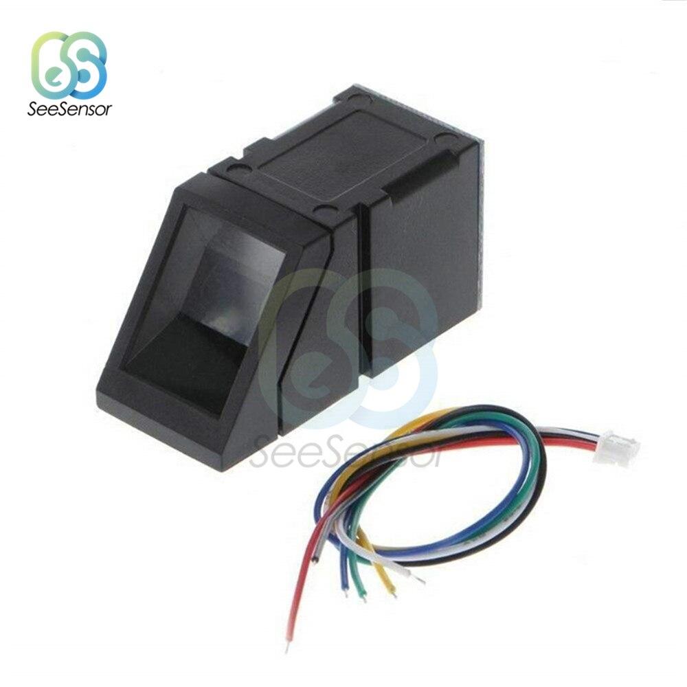 R307 Module de capteur de lecteur d'empreinte digitale optique pour Arduino verrouille l'interface de Communication série