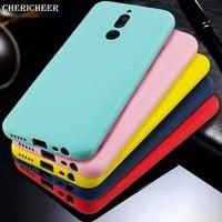 Custodia morbida Color gelatina Candy per Xiaomi Redmi 4X 6A 7A 8A 9A 9C nota 4 5 5A 6 7 8 T 8 T 9S 10S 10 9 Pro Max S custodia in Silicone sottile