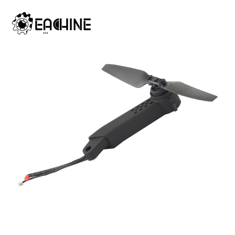 Eachine E520S GPS RC Drone Quadcopter Spare Parts Black A Xis Arms With Motor And Propeller 1Pcs