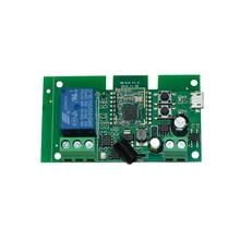 Google Home Compatible ZigBee WiFi 1 Channel Relay Smart Automation Module 7V 32V Motor Switch Tuya Smart/Ewelink