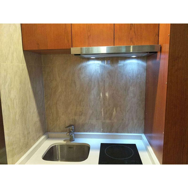 600mm Pulling Type Embedded Kitchen Hood Small Stainless Steel Hotel Range Hood Apartment Household Cooker Hoods