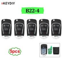 5 sztuk/partia B22 3 + 1 B22 4 uniwersalny pilot 3 przycisk zdalnego klucza dla KD900 KD900 + URG200 MINI KD B22 3 + 1 styl