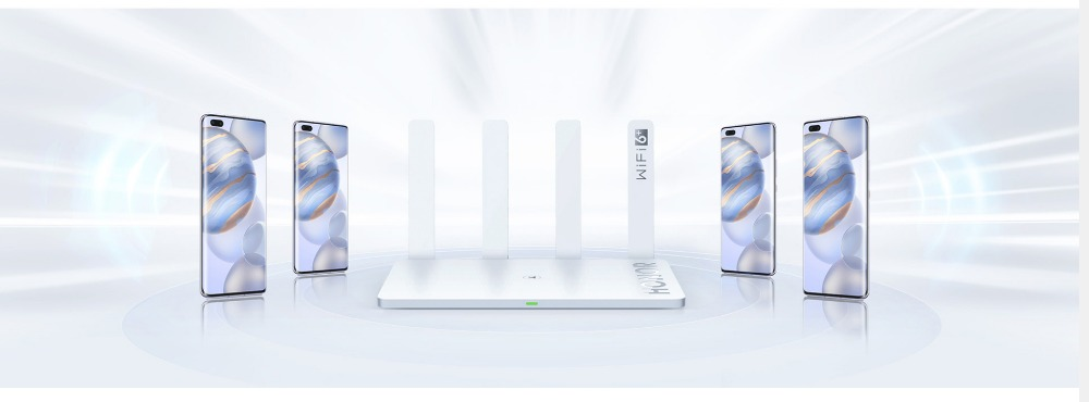 Huawei HONOR Router 3 Dual-core High-speed Router WiFi6+ Intelligent 11