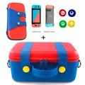 EVA коробка для хранения для Nintendo Switch сумка для переноски игровой консоли NS хост аксессуары упаковка для Nintendo Switch аксессуары Joycon чехол
