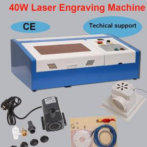 Laser Engraving Machine 40W CO