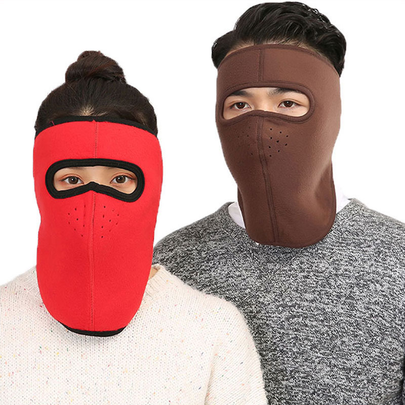Cartoon Lovely Cotton Mask and Earmuff Winter Cold-Proof Boys Girls Face Mouth Mask and Ear Warmer